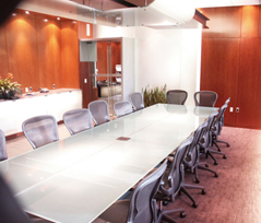 Sample Rectangle Conference Table